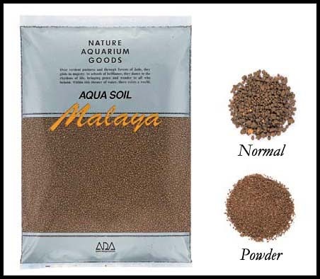Aqua Soil-Malaya Powder type / 3L